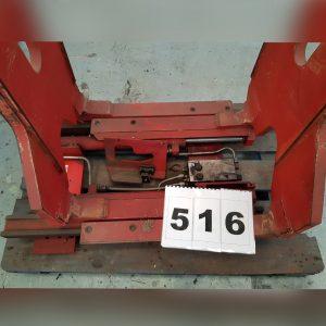 516-Pinza Balas papel modelo KB14G4AX6 marca Bolzoni