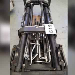 519 - Mástil 3F475 - Nissan modelo WG1F4A50Y